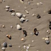 Beach 1121 Art Print