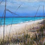 Beach Dreaming Art Print