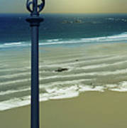Beach And Coastal Lighting Art Print