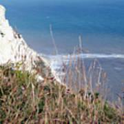 Beachy Head Sussex Art Print
