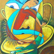 Bean Spirit Art Print