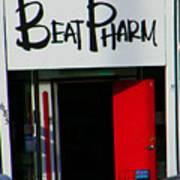 Beat Pharm Art Print