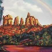 Beautiful Arizona Art Print
