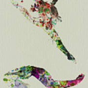 Beautiful Ballet Art Print