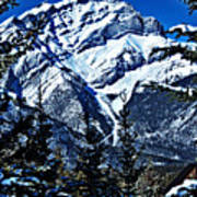 Beautiful Banff Art Print