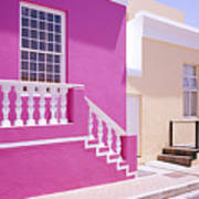 Beautiful Bo Kaap Art Print