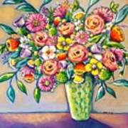 Beautiful Bouquet Art Print
