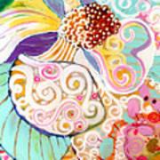 Beautiful Chaos Ten Art Print