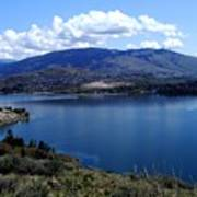 Beautiful Okanagan Valley Art Print