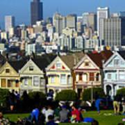 Beautiful San Francisco Art Print