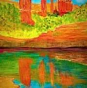 Beautiful Sedona Art Print