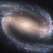 Beautiful Spiral Galaxy Art Print