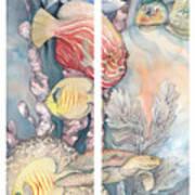 Beautiful Waters Art Print