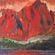 Beautiful Yukon Art Print