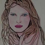 Beauty 1 Art Print