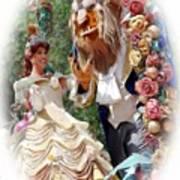 Beauty And The Beast II Art Print