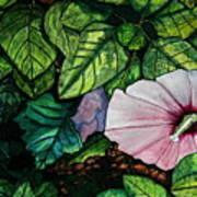 Beauty In Bloom Art Print