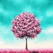 Beauty In The Bloom Art Print