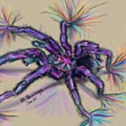 Beauty Of The Crawlies Art Print