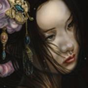 Beauty Of The Orient Art Print