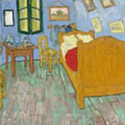 Bedroom At Arles Art Print