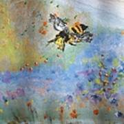 Bee My Honey Art Print