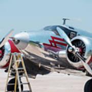 Beechcraft C-45h Art Print
