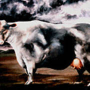 Beef Holocaust Iv Art Print