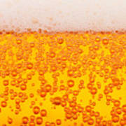 Beer Alcohol Drink Drinks Art Print