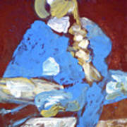 Beginner 1984 Art Print