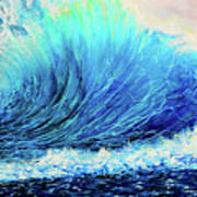 Behemoth Wave Art Print