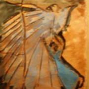 Behold - Tile Art Print