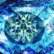 Behold The Jeweled Eye Art Print