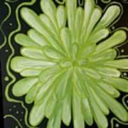 Being Green Art Print