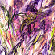 Beings Unseen Art Print