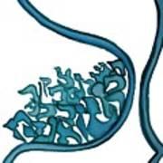 Beit Nest Art Print