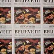 Believe It Art Print