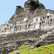 Belize Mayan Ruins  Art Print