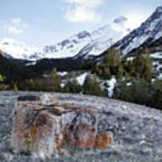 Bell Mountain Art Print