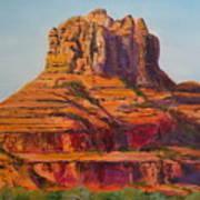 Bell Rock In Sedona Arizona - High Res. Art Print