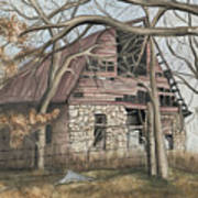 Bella Vista Barn Art Print