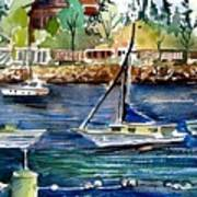 Bellingham Washington The Beauty Art Print