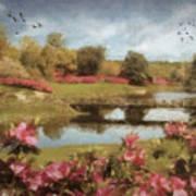 Bellingrath Gardens Art Print