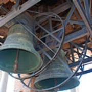 Bells Of Torre Dei Lamberti - Verona Italy Art Print