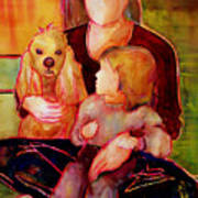 Beloved Print by Blenda Studio