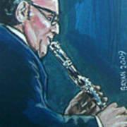 Benny Goodman Art Print