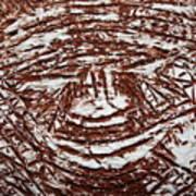 Ben's Smile - Tile Art Print