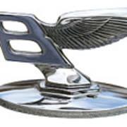 Bentley Logo Art Print