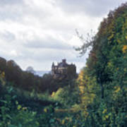 Berlepsch Castle Art Print