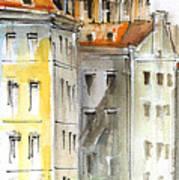 Berlin Site View Art Print